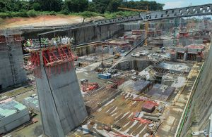 1010 Panama Canal Const Photo Update
