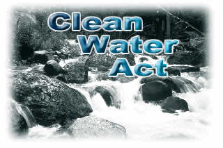 1018 Clean Water Act