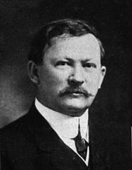 Dr. Rupert Blue, 4th Surgeon General of the U.S.