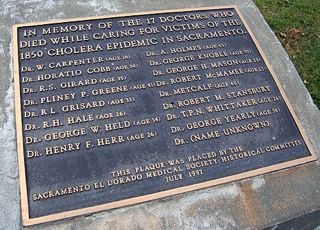 Memorial to Courageous Physicians who Died in the Epidemic