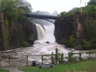 Great Falls at Paterson, New Jersey