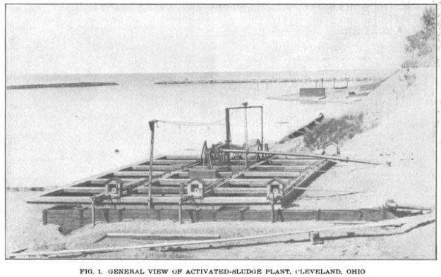 1207 Activated Sludge Plant at Cleveland