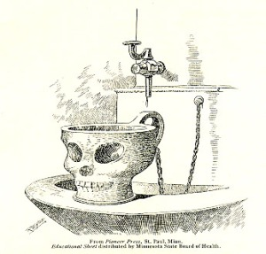 1211 Skull Common Cup