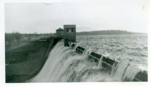 Boonton Dam and Spillway
