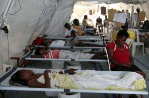 The most effective treatment for cholera is intravenous hydration.