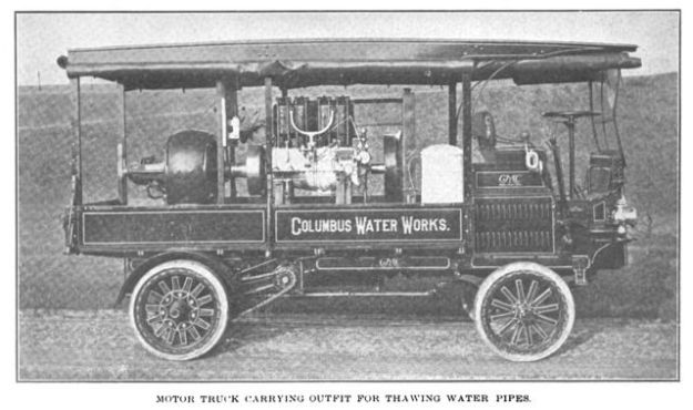 0129 PipeThawing Truck