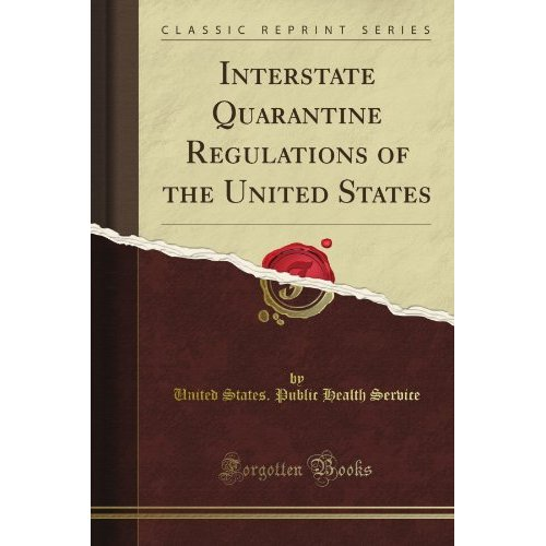 0223 Interstate Quarantine Regulations