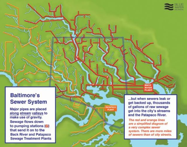 0407 Baltimore Sewer System