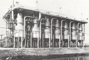 Seawater Desalination Plant (Evaporation Method), Freeport, Texas