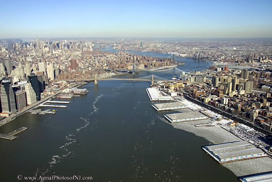 East River, New York City