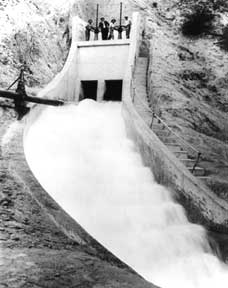 Los Angeles Owens Valley Aqueduct