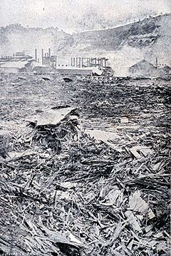 Aftermath of the Johnstown Flood
