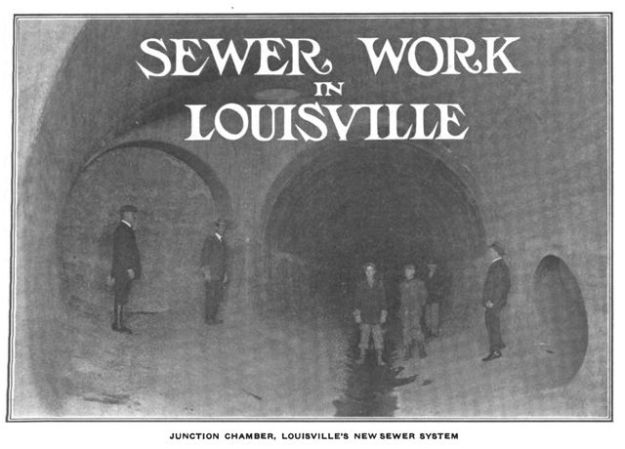 0623 Sewer Work in Louisville