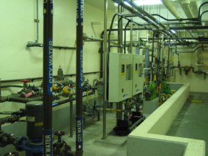 Modern Chlorination Facility