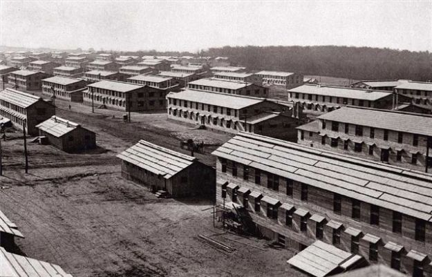 U.S. Army Cantonment