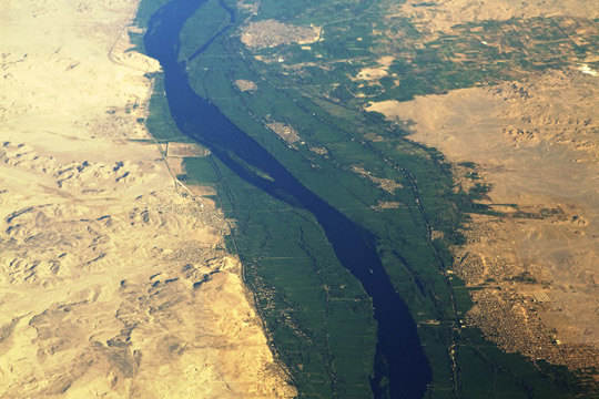 Nile Irrigation