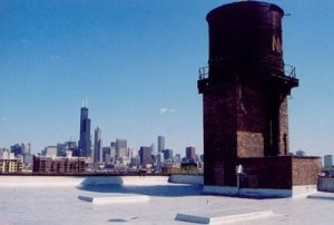 0823 Chicago Water Tanks