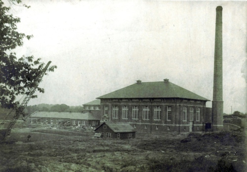 Akron Water Treatment Plant, 1915